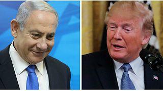 گفتگوی تلفنی ترامپ و نتانیاهو درباره ایران؛ «تحریمها افزایش مییابند»