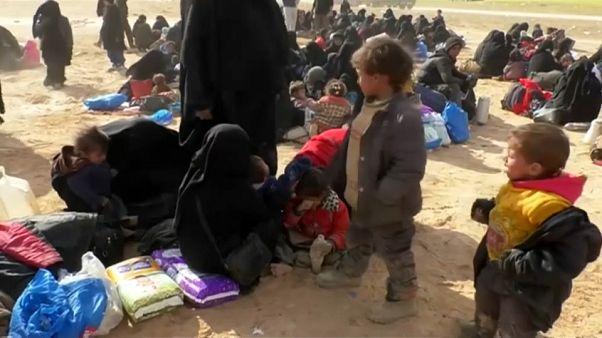 Alman mahkeme IŞİD şüphelisinin ailesinin Suriye'den geri getirilmesine karar verdi