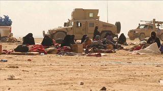 Berliner Gericht: 4 Angehörige von IS-Kämpfer nach Deutschland
