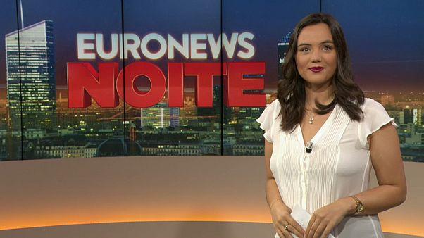 Euronews Noite | As notícias do Mundo de 11 de julho de 2019