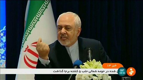 Irans Außenminister Mohammed Dschawad Zarif