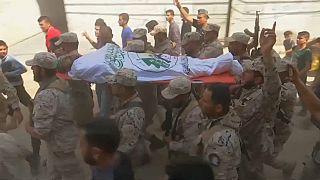 Un militant du Hamas tué près de la frontière à Gaza
