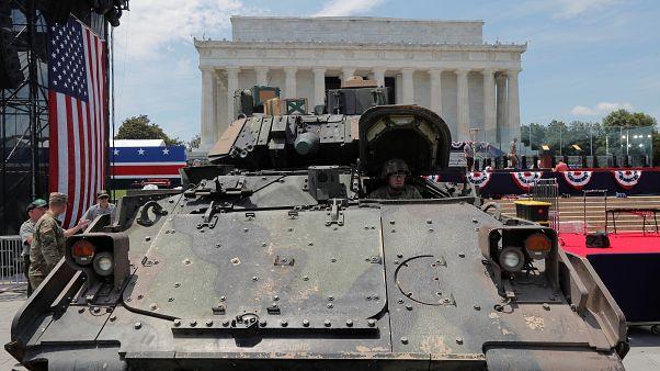 Εγκρίθηκε από την αμερικανική βουλή η άρση του εμπάργκο όπλων προς Κύπρο