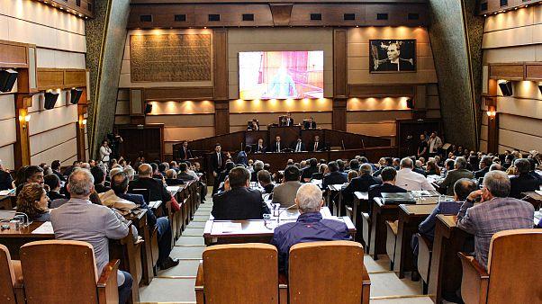İBB meclisi
