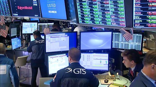 Record storico per il Dow Jones