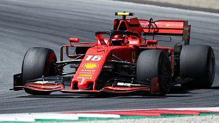 Migrant stowaways hitch ride with Ferrari to British Grand Prix