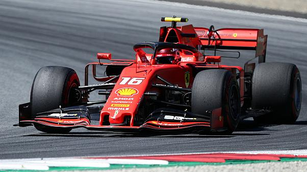 Migrant stowaways hitch ride with Ferrari to British Grand Prix