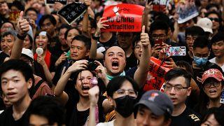Hong Kong'da protestolar gençler üzerinde kalıcı 'ruhsal sorunlar bıraktı'