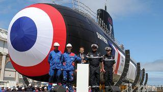Le nouveau sous-marin nucléaire français, le Suffren, est un chasseur-né