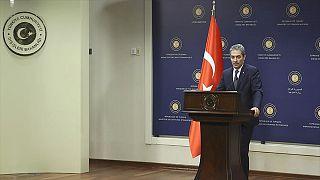 Türk Dışişleri'nden 'bazı adaların egemenliğinin kaybedildiği' iddialarına cevap
