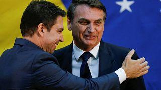 Brezilya Cumhurbaşkanı Bolsonaro oğlunu ABD Büyükelçisi yapmaya hazırlanıyor