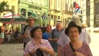 Il turismo cubano paga le sanzioni USA