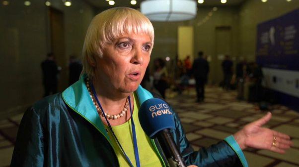 Auch in Batumi: Kritik an Ursula von der Leyen