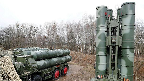 ترکیه آغاز تحویل موشکهای اس-۴۰۰ روسیه را اعلام کرد