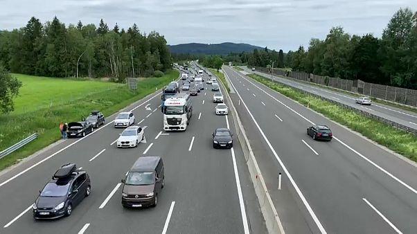 Ausgerechnet jetzt: Österreichisches Fahrverbot