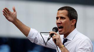 Yunanistan'da yeni hükümet Guaido'yu Venezuela'nın meşru lideri olarak tanıdı