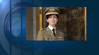 """España ya tiene su primera """"generala"""", una mujer que lleva 31 años rompiendo moldes en el Ejército"""