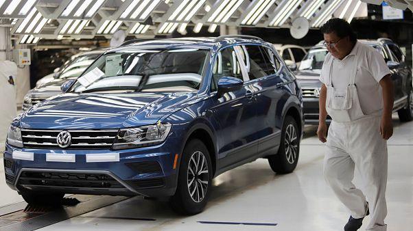 """""""Volkswagen yeni fabrikası için Türkiye'yi seçti"""""""