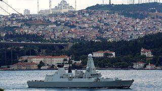 Détroit d'Ormuz : Londres envoie un deuxième navire de guerre