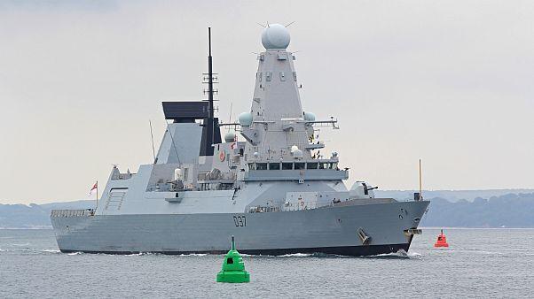 بریتانیا دومین ناو جنگی خود را به منطقه خلیج فارس میفرستد