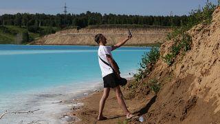 """Вредоносные """"сибирские Мальдивы"""" закрыли для посещения"""