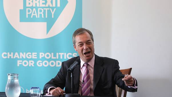 How is Nigel Farage's Brexit Party winning the social media battle?