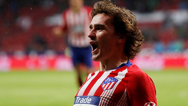 Antoine Griezmann: FC Barcelona sign French striker for €120 million