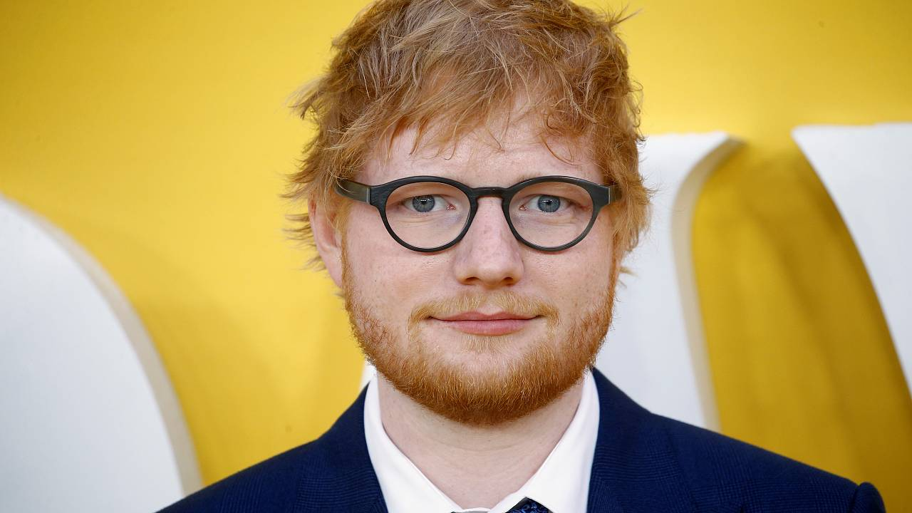 Ed Sheeran. Novo álbum do pop ao rock