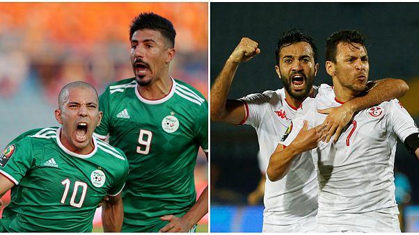 تونس والجزائر على بعد خطوة من نهائي أمم أفريقيا...هل سيكون اللقب عربيا؟