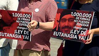 البرلمان الإسباني يتلقى مليون توقيع مؤيد للموت الرحيم ومطالب بتشريعه
