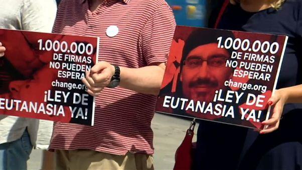 Madrid: Über 1 Million Unterschriften für Legalisierung der Sterbehilfe
