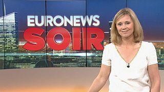 Euronews Soir : l'actualité du 12 juillet 2019