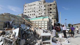 Somali'de otele intihar saldırısı: En az 26 kişi hayatını kaybetti