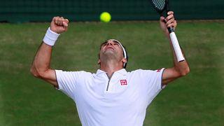 تنیس؛ فدرر با غلبه بر نادال به فینال ویمبلدون راه یافت