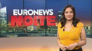 Euronews Noite   As notícias do Mundo de 12 de julho de 2019