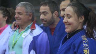 Bronce para Ana Pérez Box y Julia Figueroa en el Gran Premio de Budapest