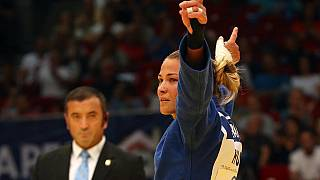 Cselgáncs: Karakas Hedvig bronzérmes Budapesten