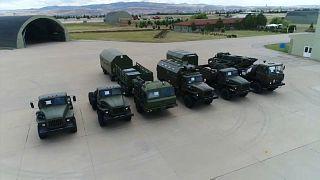 С-400 уже в Турции, несмотря на недовольство Вашингтона