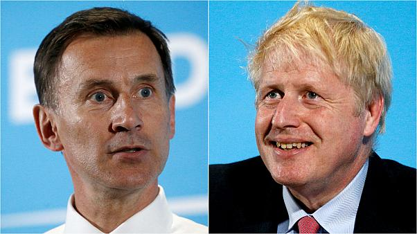 Watch again: Boris Johnson and Jeremy Hunt continue bids to be UK's next prime minister