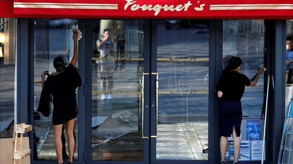Im Edel-Restaurant Fouquet's kann wieder geschlemmt werden