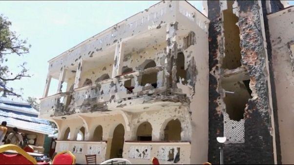 Véres terrortámadás Szomáliában