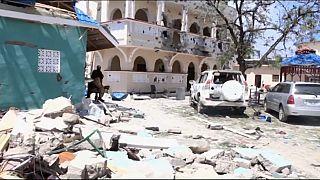 Car bomb and all-night hotel siege kill 26 in Somalia's Kismayo