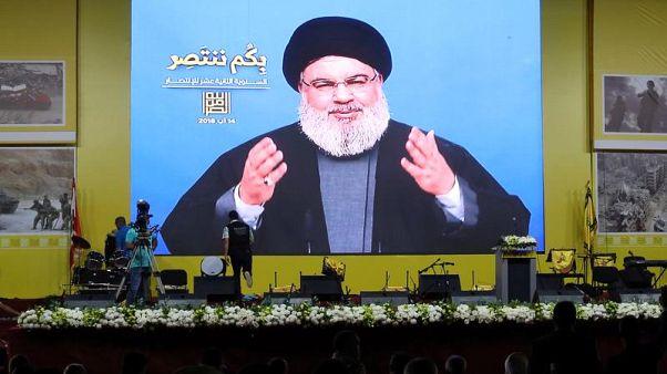 حسن نصرالله: آمریکا خواهان مذاکره با حزبالله لبنان است