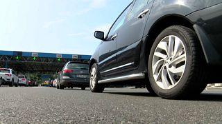 Ferienbeginn in Deutschland sorgt für volle Autobahnen