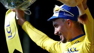 Tour de France 2019 - Julian Alaphilippe gewinnt Gelbes Trikot zurück