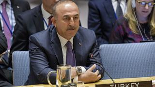Turkey - His Excellency:Mr. Mevlut Cavusoglu, Minister for Foreign Affairs