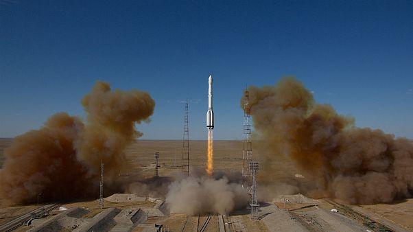 تلسکوپ فضایی ساخت مشترک آلمان و روسیه به فضا پرتات شد