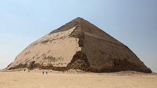 Reapertura de dos de las pirámides más antiguas de Egipto, cerradas al público desde 1965