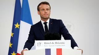 França vai criar comando militar do espaço
