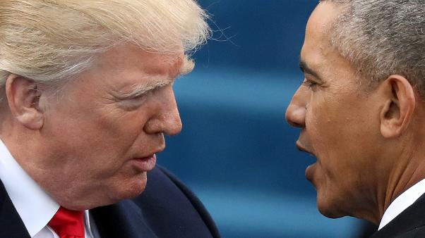 ایمیلهای لو رفته سفیر بریتانیا: ترامپ از لج اوباما از برجام خارج شد